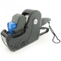 Marcator etichete de pret Printex 3736, 37x36mm, 1 rand, 7 caractere + logo