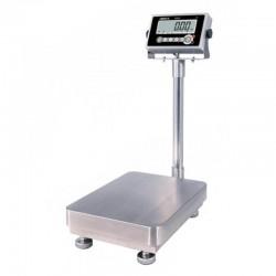 Cantar platforma Adpos SX 150/300Kg, 500x600, RS232, IP65, inox, verificat metrologic