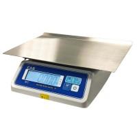 Cantar de verificare cu numarare CAS SWII 15CW 15Kg, cu verificare metrologica, waterproof