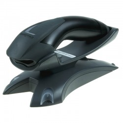 Cititor coduri de bare Honeywell 1202G, 1D, Imager, Bluetooth, USB, cu stand
