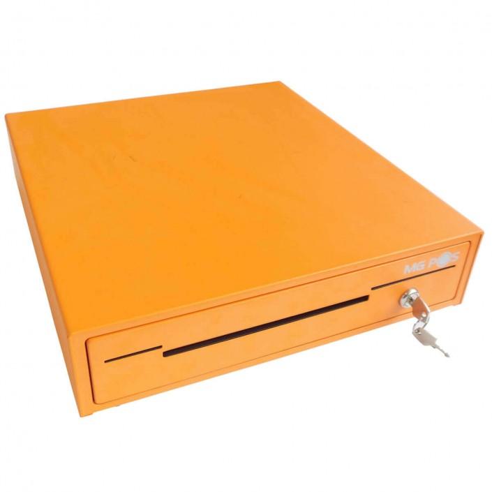 Sertar de bani EK 330 mediu, 4B/8M, 6V, orange