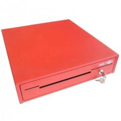 Sertar de bani EK 330 mediu, roșu