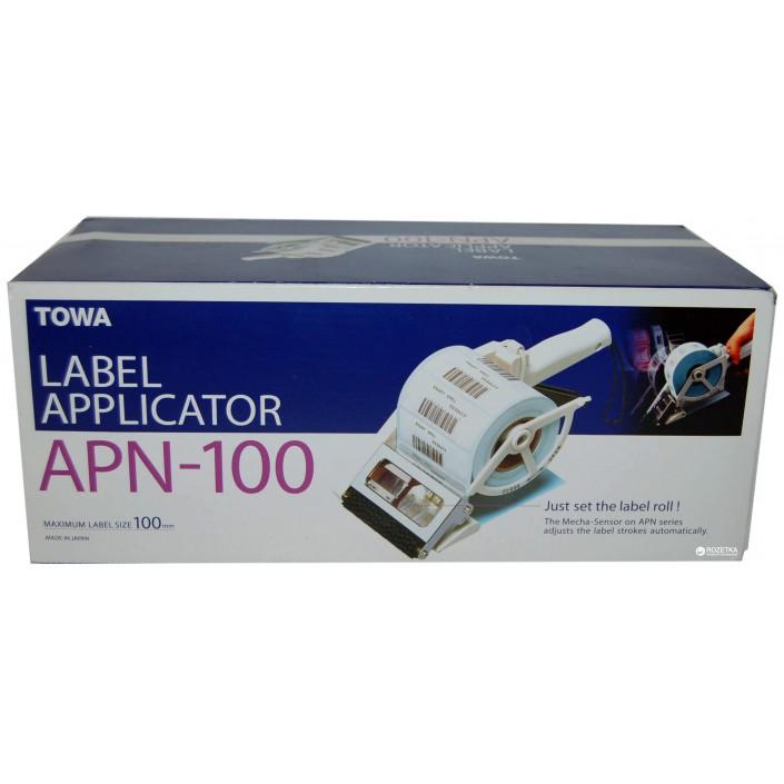 Aplicator manual de etichete TOWA APN-100