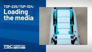 Incarcare Consumabile TSC TDP-225
